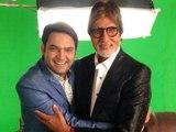 Kapil Sharma Is Amitabh Bachchans First Guest On KBC
