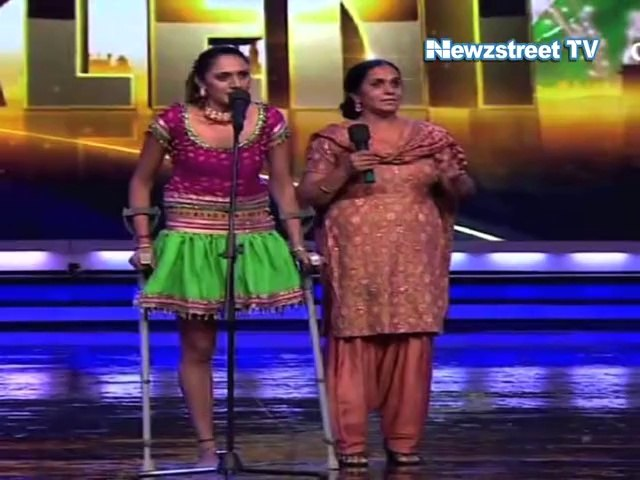 India's Got Talent's one-legged dancer Subhreet Kaur files complaint against her husband