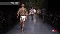 """DOLCE & GABBANA"" Spring Summer 2014 Menswear Milan by Fashion Channel"