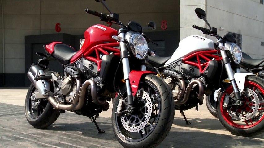Presentación nacional Ducati Monster 821
