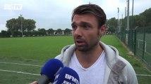 """Rugby / Clerc : """"Le rugby féminin est devenu beaucoup plus intéressant"""" 31/07"""