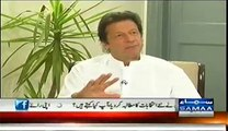 Exclusive Interview of Imran Khan with Nadeem Malik Live – 31st July 2014