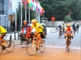 30-07-2014 RM 1200 km Bruxelles - Strasbourg - Bruxelles - Le départ