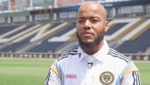 One on One Raïs M'Bolhi Union Philadephia MLS