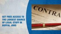 Legal Staff Jobs in Buffalo