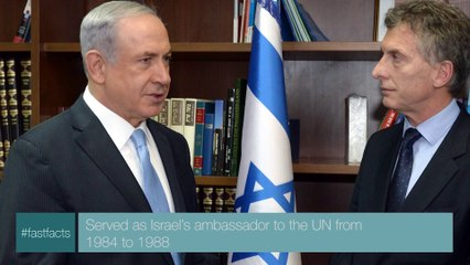 Fast Facts: Israeli Prime Minister Benjamin Netanyahu