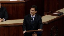 Eric Cantor bids farewell to House majority leader's post