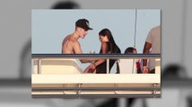 Justin Bieber Shows Zero Concern For Bloom Incident on Yacht