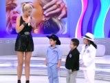 Mini Michael Jackson - Vini Jackson - Tudo é possivel - Ana Hickmann
