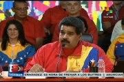 Derecha venezolana parece que ha entrado en crisis: Maduro
