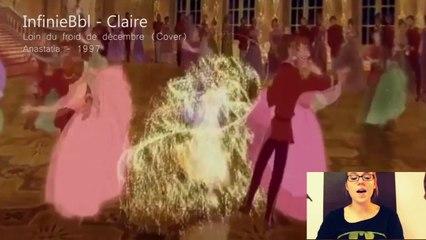 Anastasia - Loin du froid de décembre (Cover by Claire)