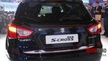 Maruti Suzuki SX4 S-Cross Spied - Motor Trend India