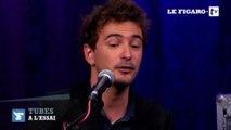 """Tubes à l'essai: Renan Luce raconte la genèse de """"La Lettre"""""""
