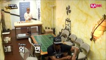 [ENG] [American Hustle Life] Unreleased Cut - Ep.2 V's and Rapmonster's penalties | ABS