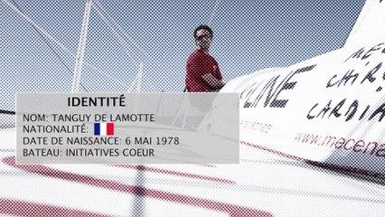 Portrait de Tanguy De Lamotte