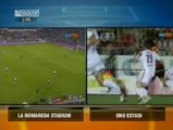 Real Zaragoza-Real Madrid 2-2 {TAMUDAZO}  [La Liga - 2006/2007] (2ª Parte)