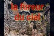 la fureur du ciel; spectacle de fin de stage à la ferme pédagogique du Fays dans l'Yonne par Lou, Mathilde et Louise.