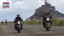 Balade moto : la Bretagne en mode vintage (Guzzi/Honda CX)!