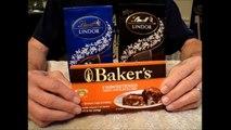 Lindt Chocolate Lindor Truffles 60% Extra Dark Bag Review - Bittersweet delights!
