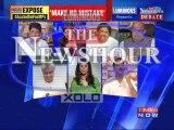 The Newshour Debate  Wont rethink, wont withdraw - 1