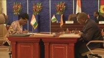 Burkina Faso, 28 accords de coopération signées avec le Burkina Faso