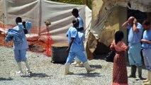 """Virus Ebola : """"On se sent plus en sécurité à l'intérieur des centres que dans la rue"""""""