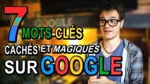 CHRIS : 7 Mots-Clés Cachés et Magiques Sur Google