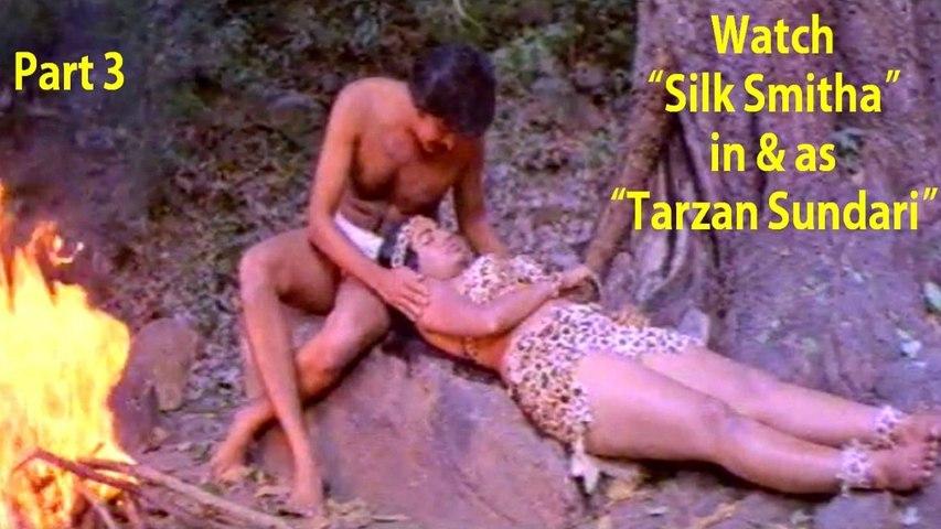 Tarzan Sundari   Lady Tarzan   Telugu Film   Silk Smitha   Jamuna   Part 3