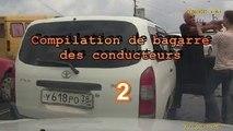 Compilation des bagarres de conducteurs n°2 / Fights drivers compilation