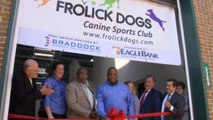 Gym for dogs complete with treadmills opens in Washington DC