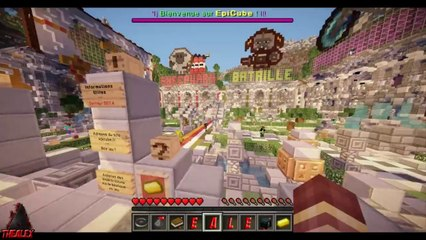 Présentation TheAlex - Chaîne LiveStream - Minecraft