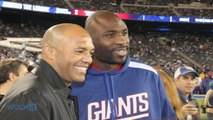 NFL's Brandon Jacobs Stars In First Action Movie