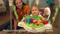 Baby:  Rainforest Jumperoo