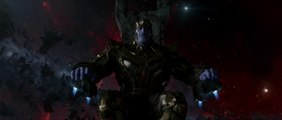 Marvel Cinematic Universe : PHASE 1 & 2 - A Look Back - Extrait Comic-Con 2014 Thanos [VO|HD1080p]