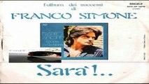 IL CIELO IN UNA STANZA/SARÀ...    Franco Simone  1977  (Facciate2)