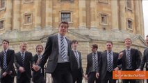 Oxford University A Capella Group Covers Shakira's 'Hips Don't Lie'