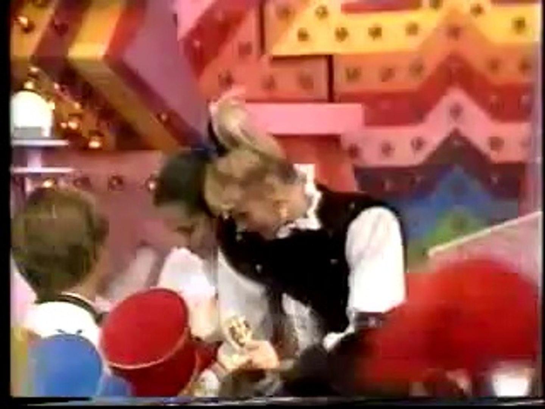 Xuxa Bloco Final. 1991, No Extinto Teatro Fênix
