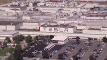 Tesla and Panasonic Power Up for Gigafactory