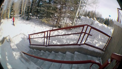 Forest Bailey's Full Part from Nation | TransWorld SNOWboarding