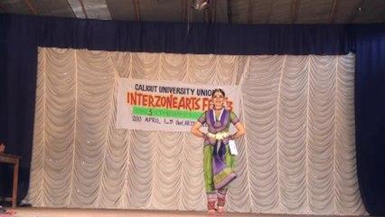 Bharatanatyam | Inter Zone Arts Fest