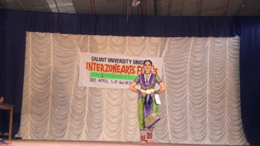 Bharatanatyam | Inter Zone Arts Fest