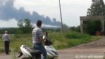 BREAKING Malaysian Airlines Boeing777 Shot Down Donetsk oblast UkraineJuly17