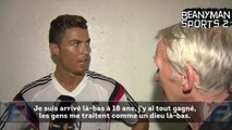 Cristiano Ronaldo évoque un possible retour à Manchester United