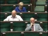 Poseł Piotr Naimski - Wystąpienie z dnia 25 lipca 2014 roku.