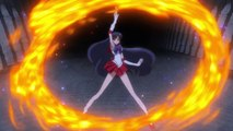 Pretty Guardian Sailor Moon Crystal - Sailor Moon & Sailor Mars Attack Together (HD)