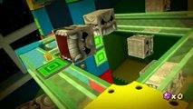 Super Mario Galaxy - Coffre à jouets - Étoile 4 : Les dalles réversibles des planètes enchaînées (à toute vitesse)