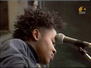 TRACY CHAPMAN - Talking About...