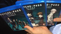 Psycho-Pass Limited Edition // Anime Blu-Ray Unboxing