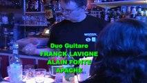 GUITARE OLDIES FRANCK LAVIGNE