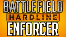 Battlefield Hardline - ENFORCER CLASS! Live Commentary By Punch Bowl Gaming (BFH Gameplay/Commentary)